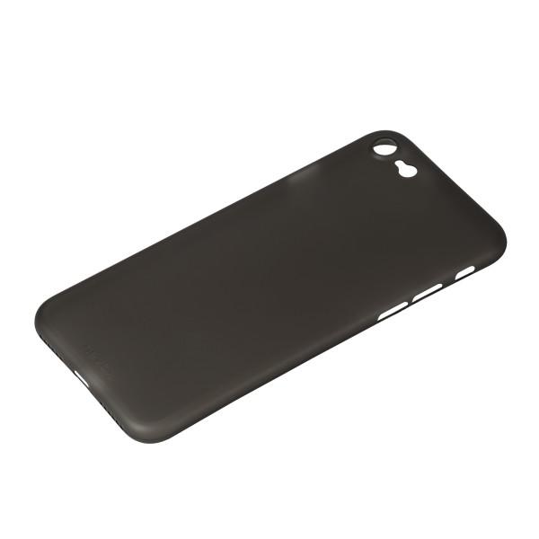 Nevox StyleShell Air iPhone SE (2020)/7/8, schwarz-transp