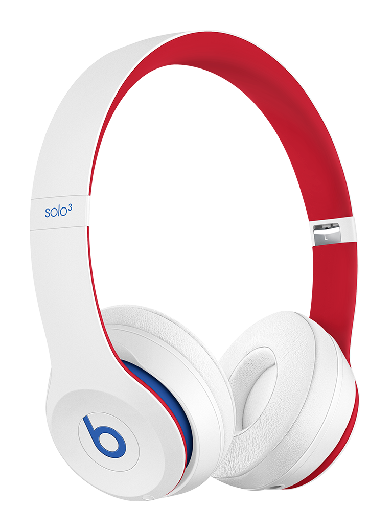 Beats Solo3 Wireless Kopfhörer Club Coll. On-Ear (clubweiß)