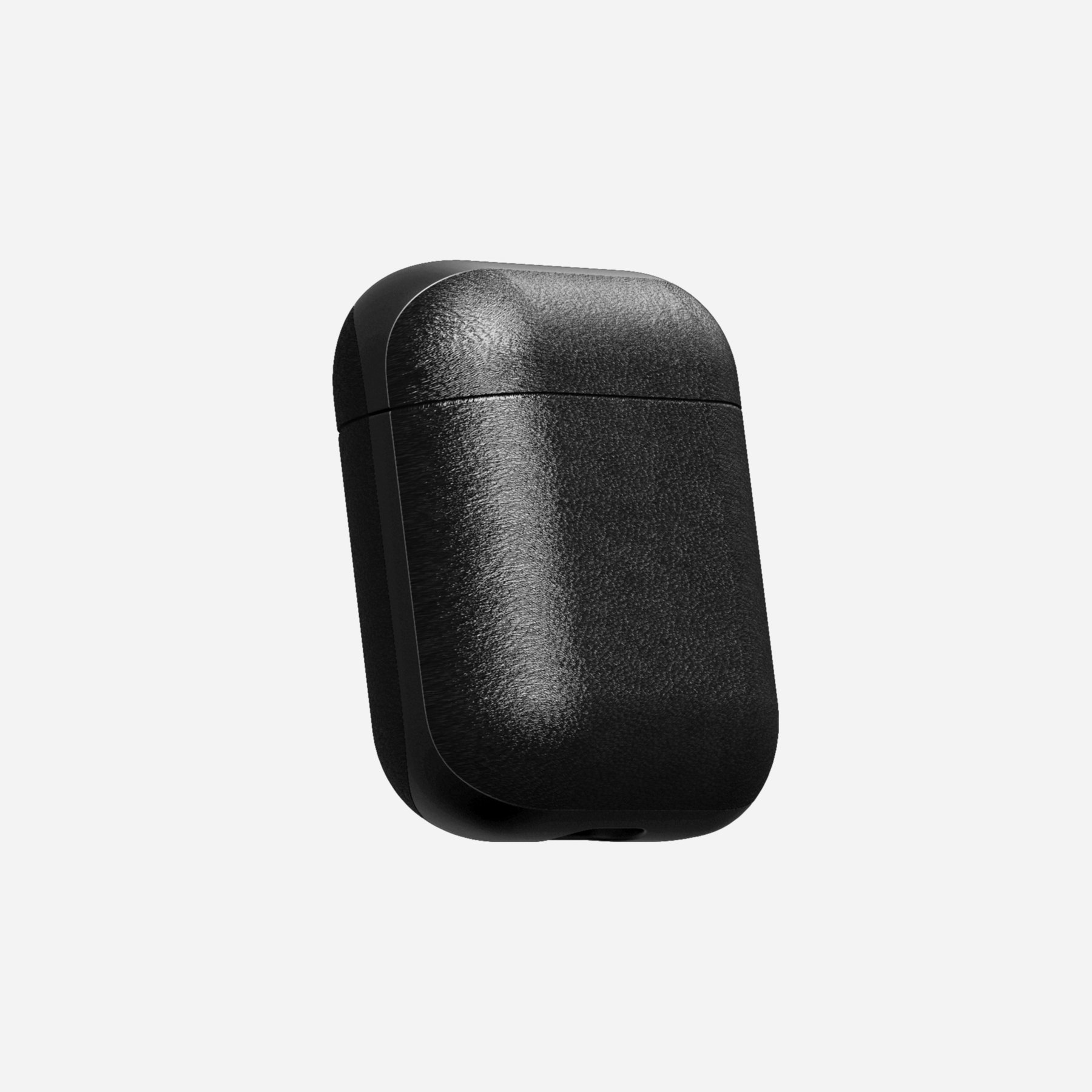 Nomad Airpod Case, Leather Black