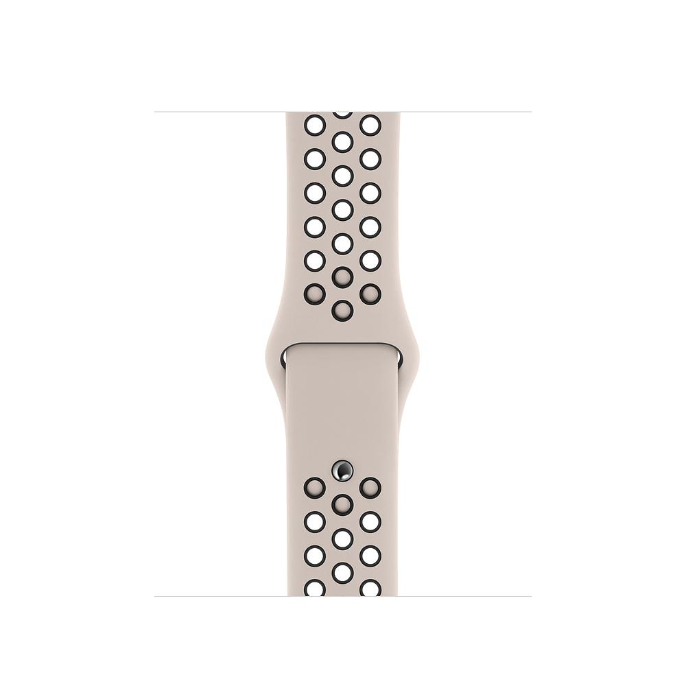 Apple Watch 44mm Desert Sand/ Black Nike Sport B. S/M & M/L