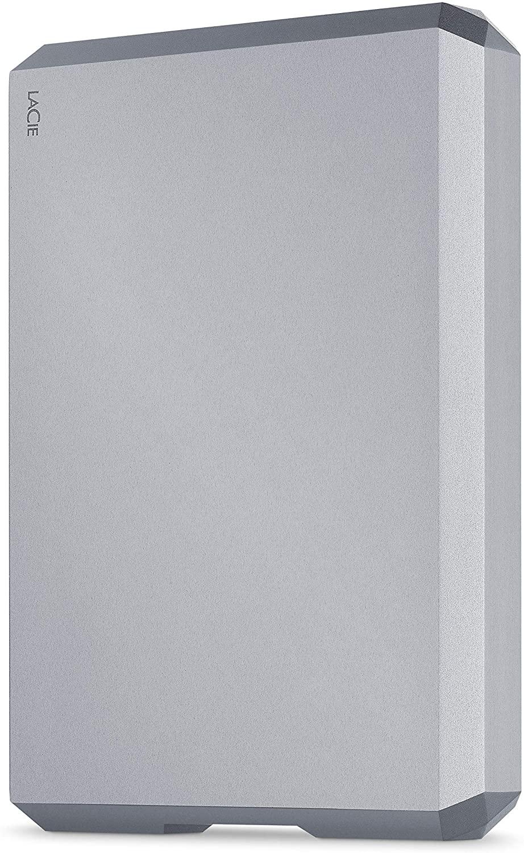 "LaCie 2,5"" 2 TB Mobile Drive USB-C space grey"