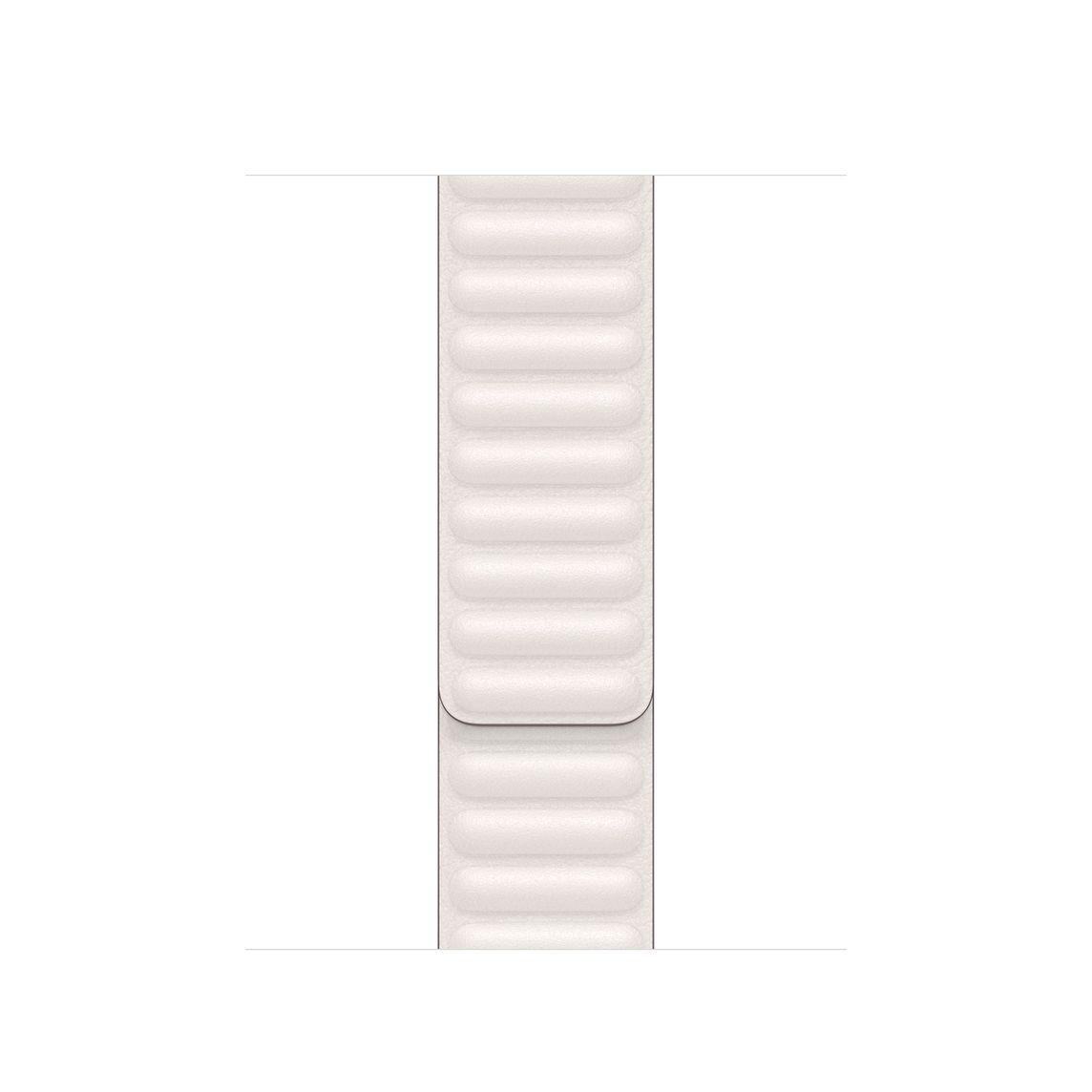 Apple Watch 40 mm Chalk Link Bracelet Large