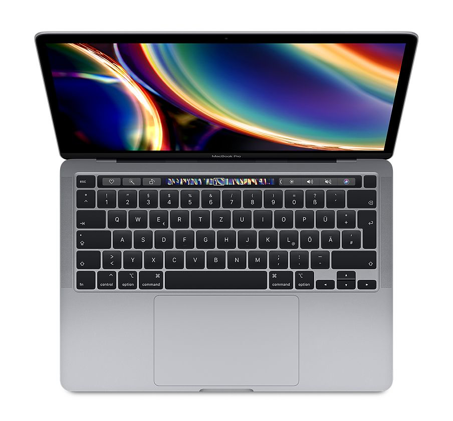 "Apple MacBook Pro 13"" 2,0GHz QC i5 16/1TB/Iris P/Space Gray"