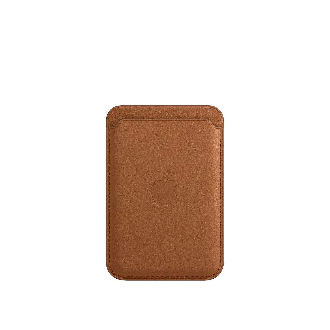 Apple iPhone Leather Wallet with MagSafe Black