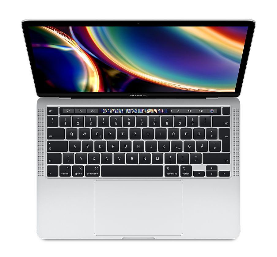 "Apple MacBook Pro 13"" 2,0GHz QC i5 16/1TB/Iris P/Silver"