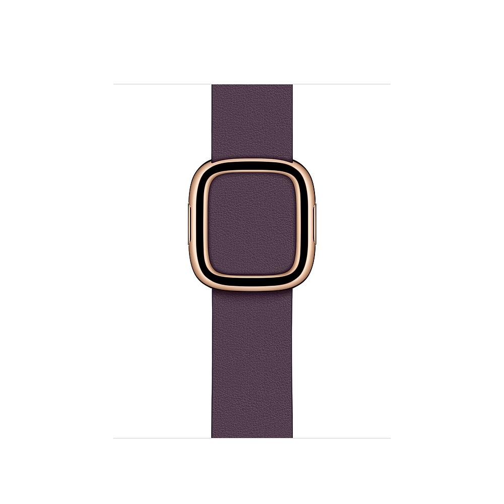 Apple Watch 40mm Aubergine Modern Buckle Large