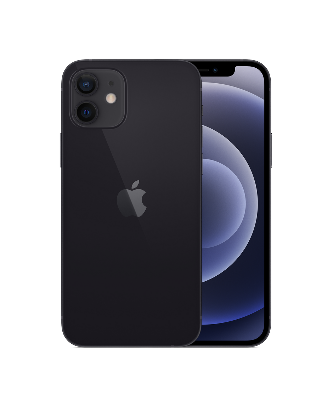 Apple iPhone 12 256 GB Black