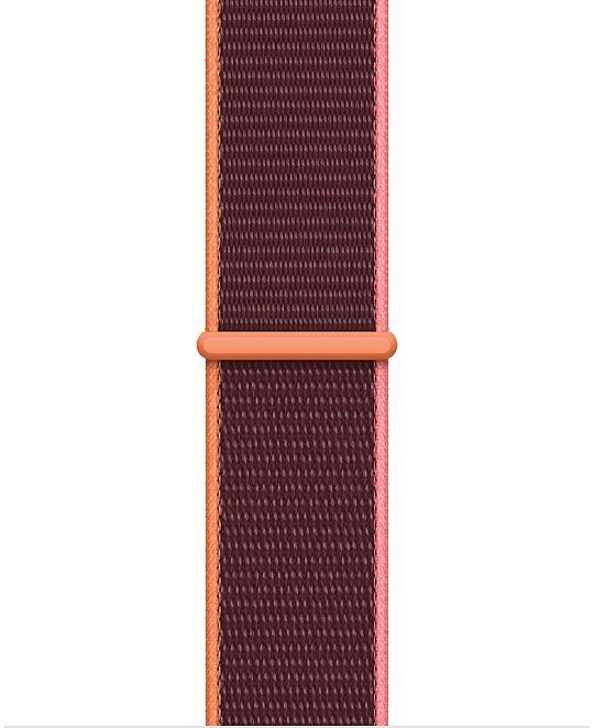 Apple Watch 44 mm Plum Sport Loop