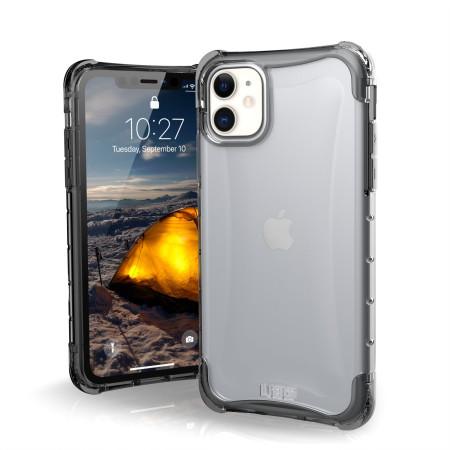 Urban Armor Gear Plyo Case für iPhone 11 ice (transparent)