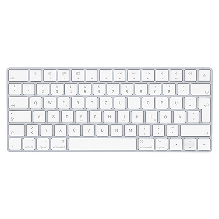 Apple Magic Keyboard, Silver