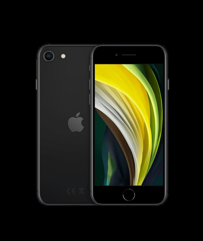 Apple iPhone SE 64 GB Black (2020)
