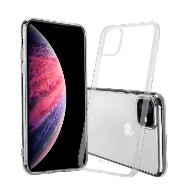 Nevox StyleShell Flex für iPhone 11 transparent
