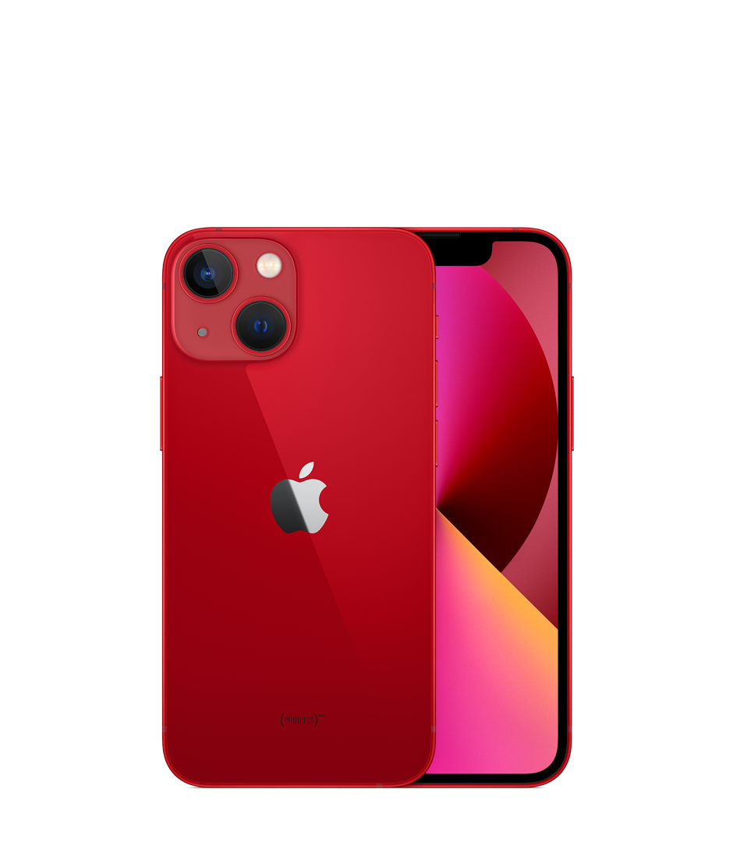 Apple iPhone 13 mini 128 GB (PRODUCT)RED