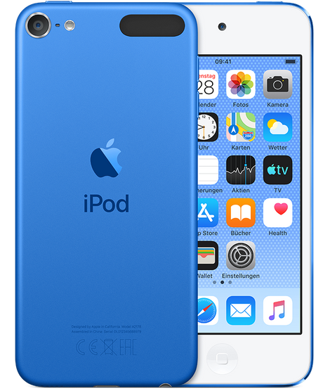 Apple iPod touch 128GB Blue (2019)