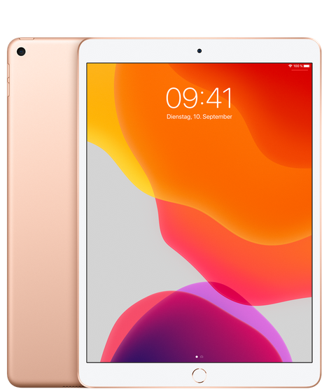 "Apple iPad Air 2019 10.5"" Wi-Fi 256 GB - Gold"