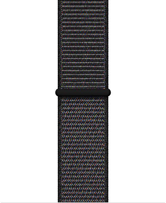 Apple Watch 40mm Black Sport Loop