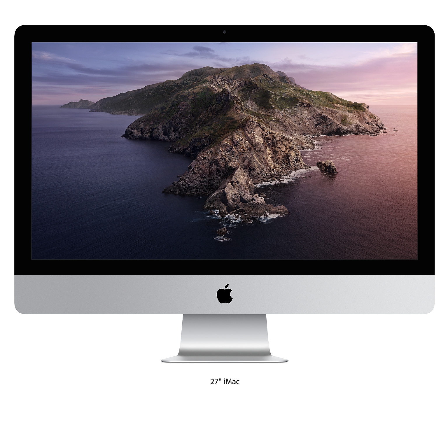 "Apple iMac 3,7GHz i5 6C 27"" Retina 8/2TB FD/RPro580X/8GB"