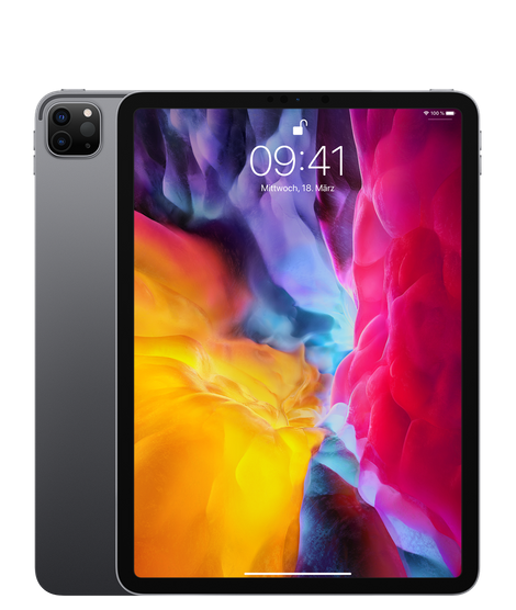 """Apple iPad Pro 11"""" Wi-Fi 512 GB Space Grey (2020)"""