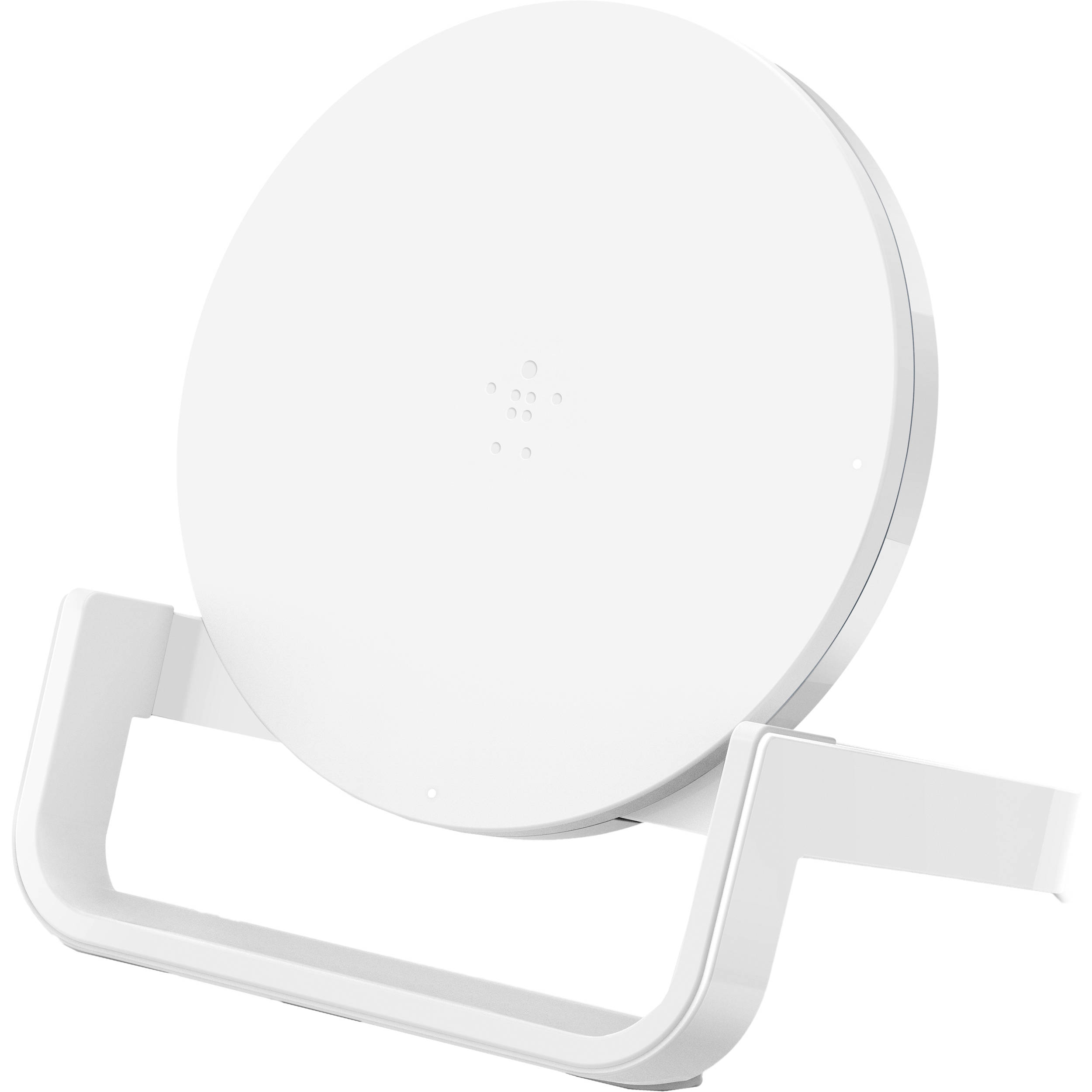 Belkin 10W Wireless Charging Stand white
