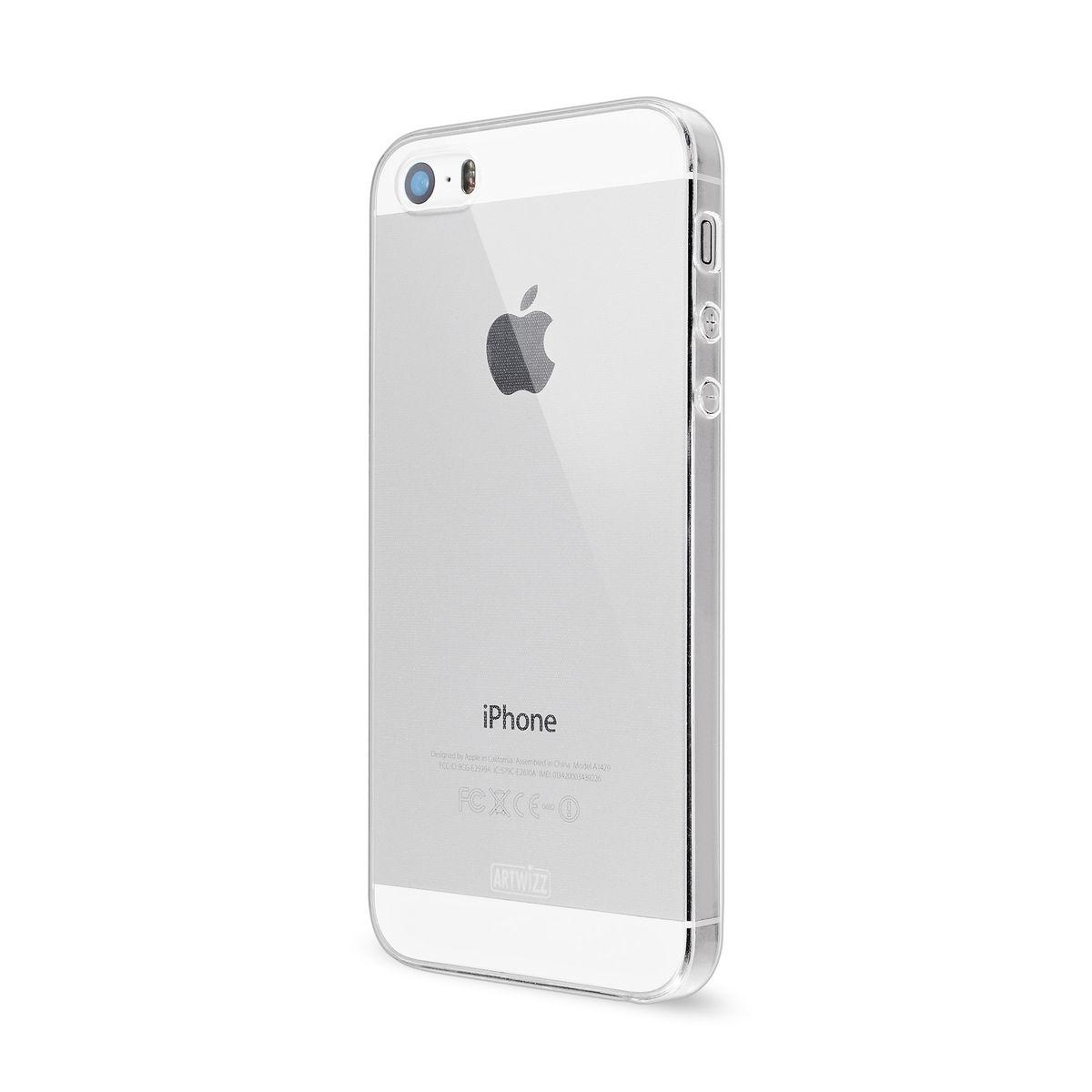 Artwizz NoCase für iPhone SE