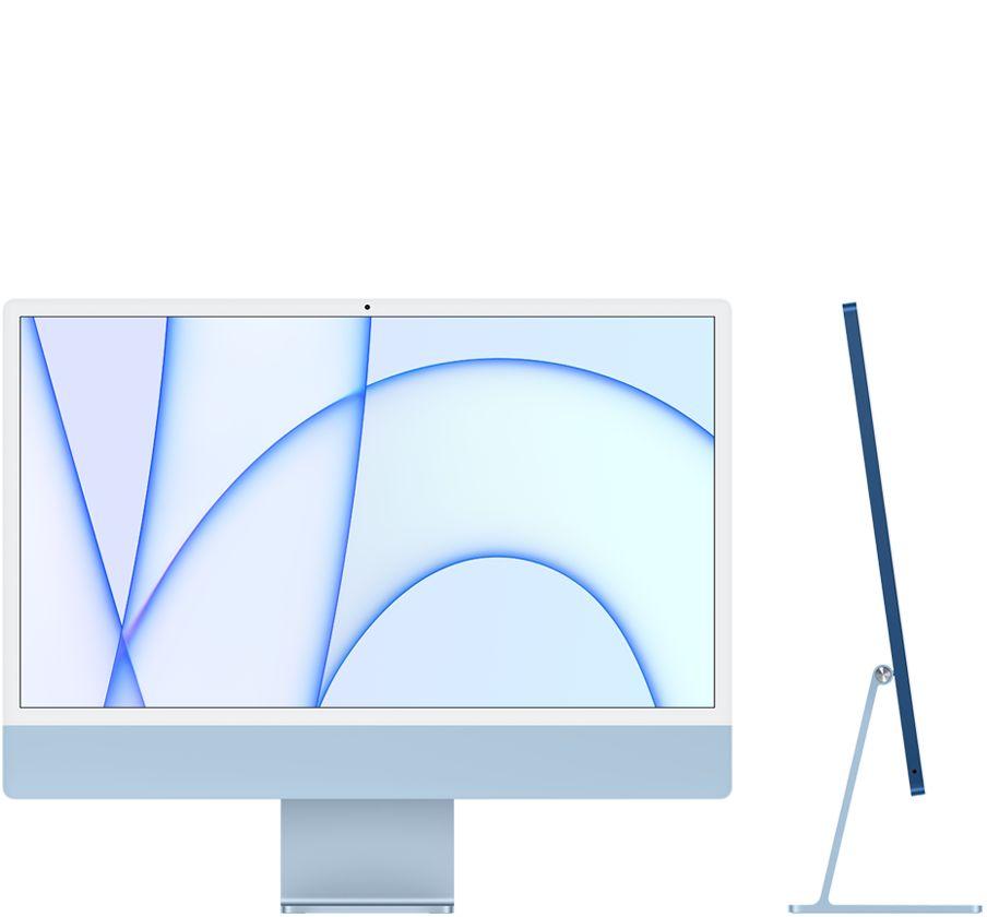 "Apple iMac M1 24"" 8C/7C 8GB/256GB SSD/Blue"