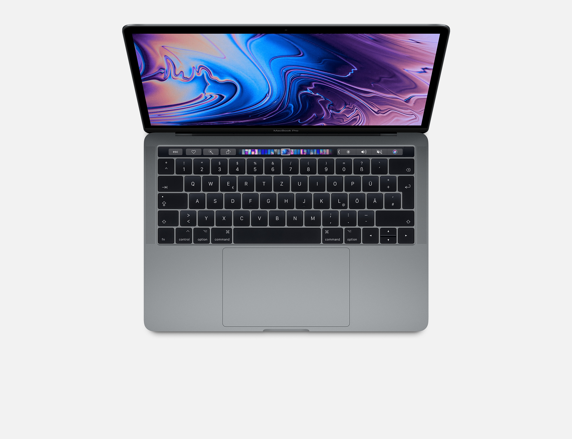 """Apple MacBook Pro 13"""" Touch 2 ,4 QC i5 8/256/655/Space Gray"""