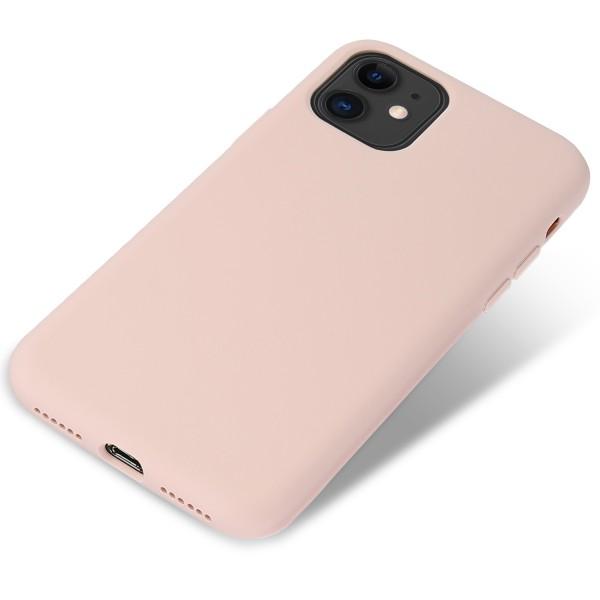 Nevox StyleShell Shock für iPhone 11, light pink