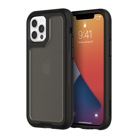 Griffin Survivor Extreme Case für iPhone 12/12 Pro black
