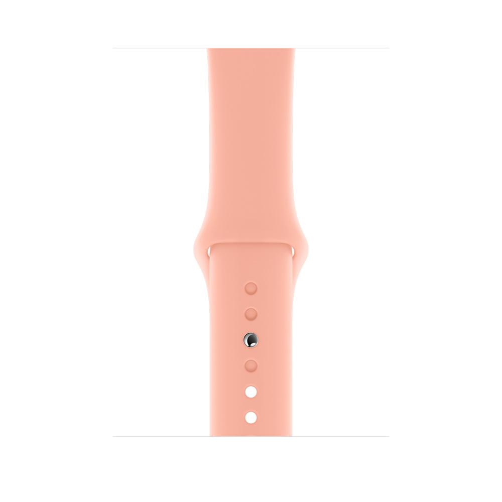 Apple Watch 44 mm Grapefruit Sport Band Regular