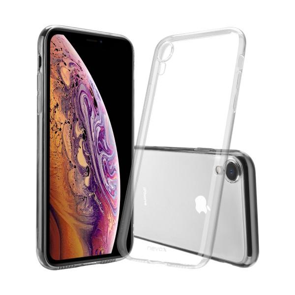 Nevox StyleShell Flex - iPhone XR transparent