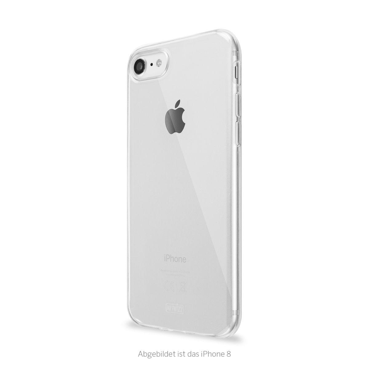 Artwizz NoCase für iPhone SE 2020/7/8 klar