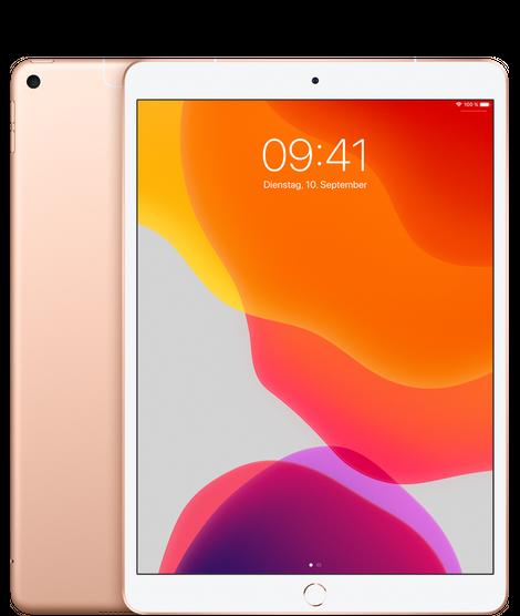 "Apple iPad Air 2019 10.5"" Wi -Fi + Cellular 256 GB - Gold"