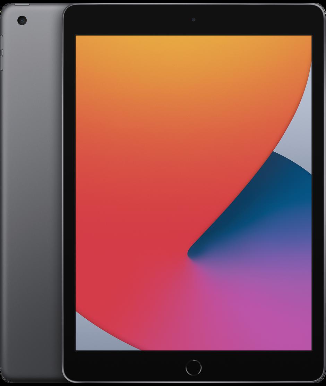 """Apple iPad 10,2"""" 2020 Wi-Fi + Cell. 128 GB Space Grey"""