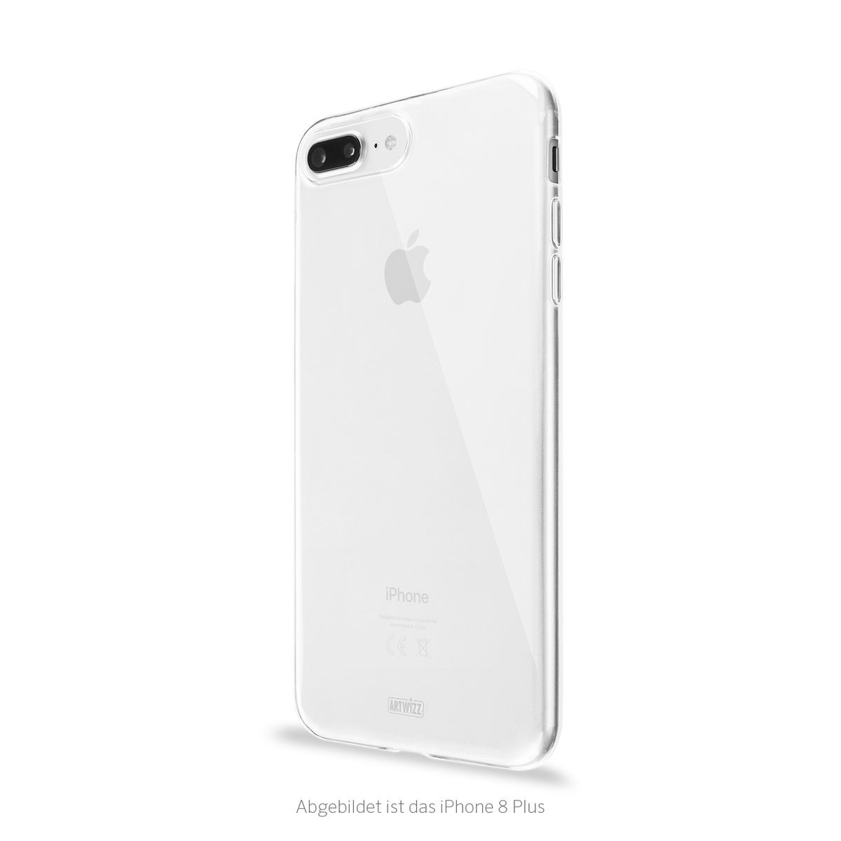 Artwizz NoCase für iPhone 7/8 Plus klar