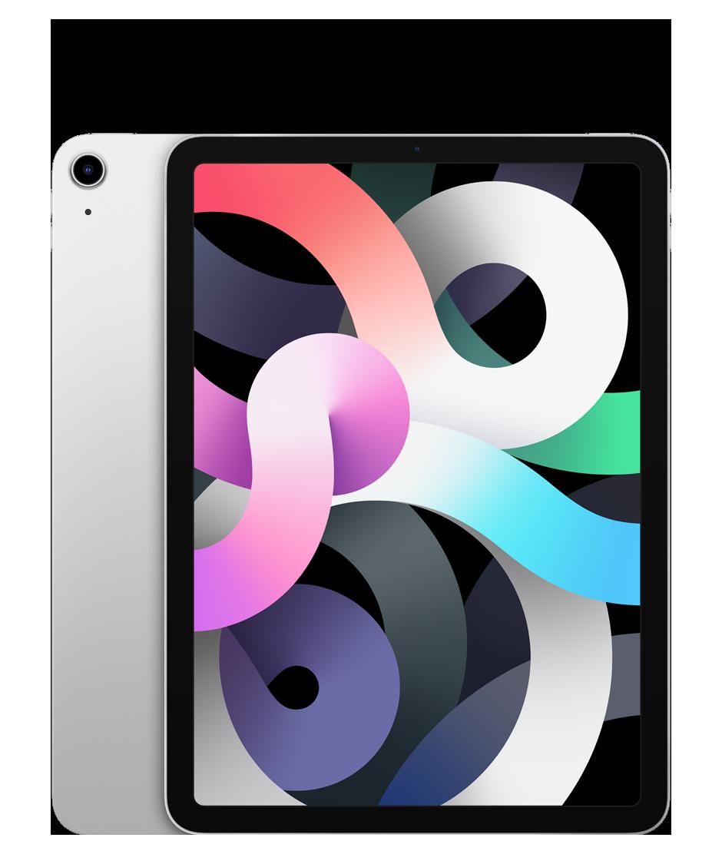 "Apple iPad Air 2020 10,9"" Wi-Fi + Cell. 256 GB Silver"