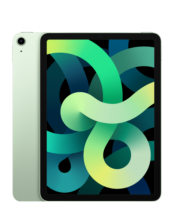 "Apple iPad Air 2020 10,9"" Wi-Fi+Cell. 256GB Green"