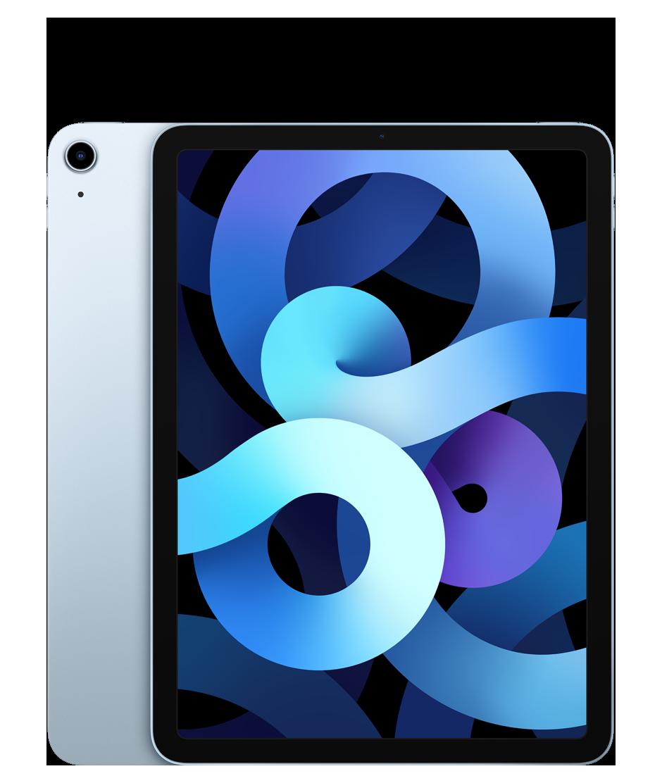 """Apple iPad Air 2020 10,9"""" Wi-Fi 64 GB Sky Blue"""