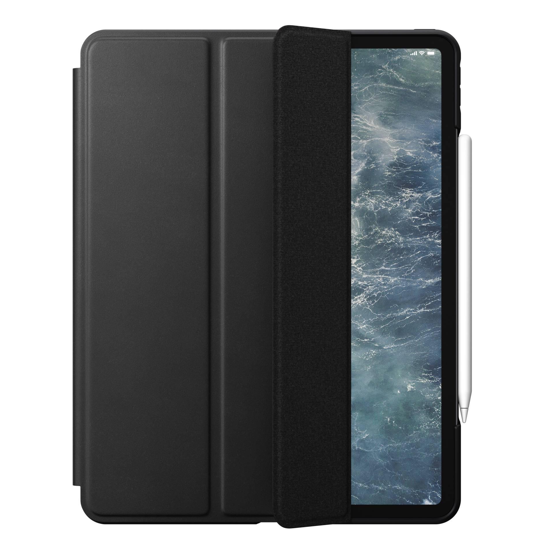 "Nomad Rugged Leather Folio Case für iPad Pro 12,9"" Black"