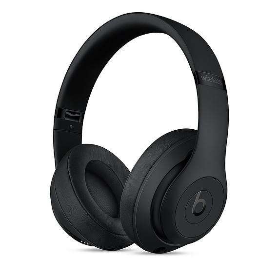 Beats Studio3 Wireless Over- Ear Headphones Matte Black
