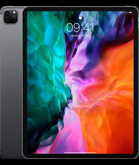 """Apple iPad Pro 12,9"""" Wi-Fi + Cell 256 GB Space Grey (2020)"""