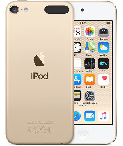 Apple iPod touch 128GB Gold (2019)