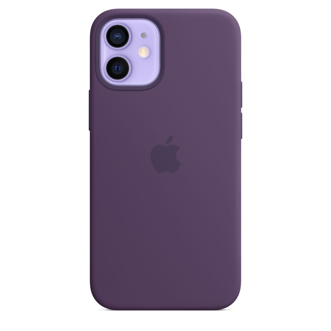 Apple iPhone 12 mini Silicone Case with MagSafe Amethyst