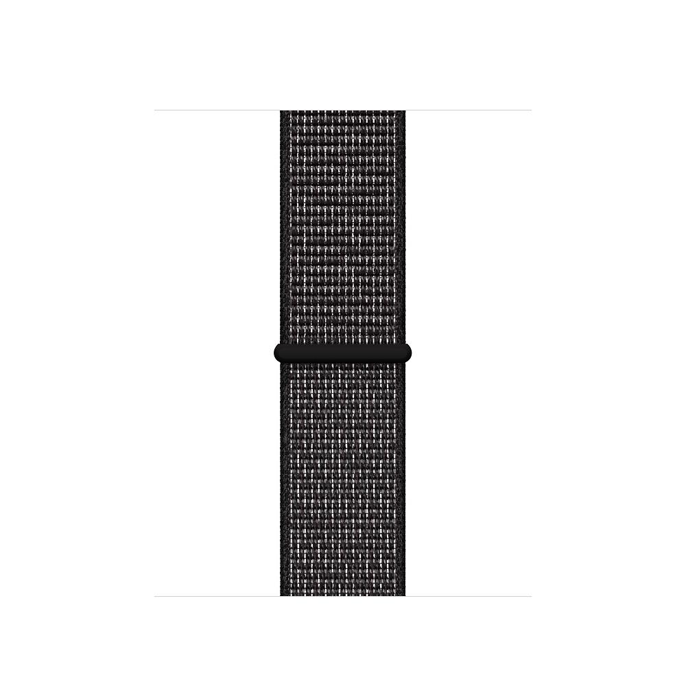Apple Watch 44 mm Black Nike Sport Loop