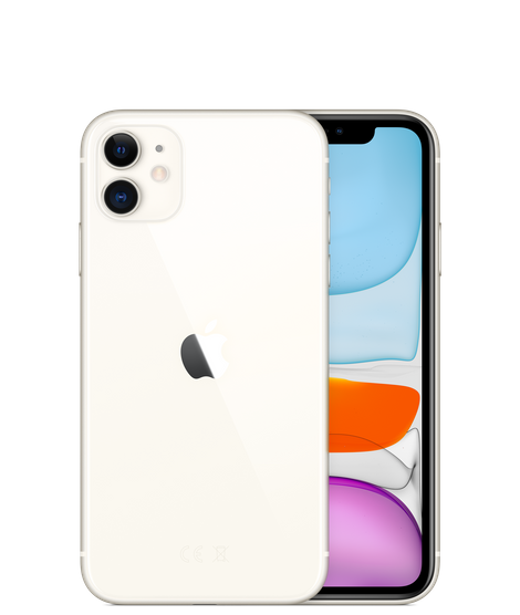 Apple iPhone 11 256 GB White