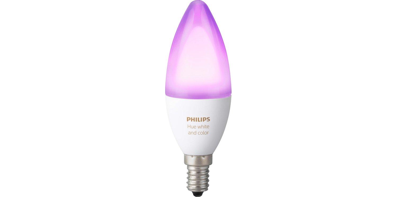 Philips Hue White & Color Ambiance E14 Single Bulb