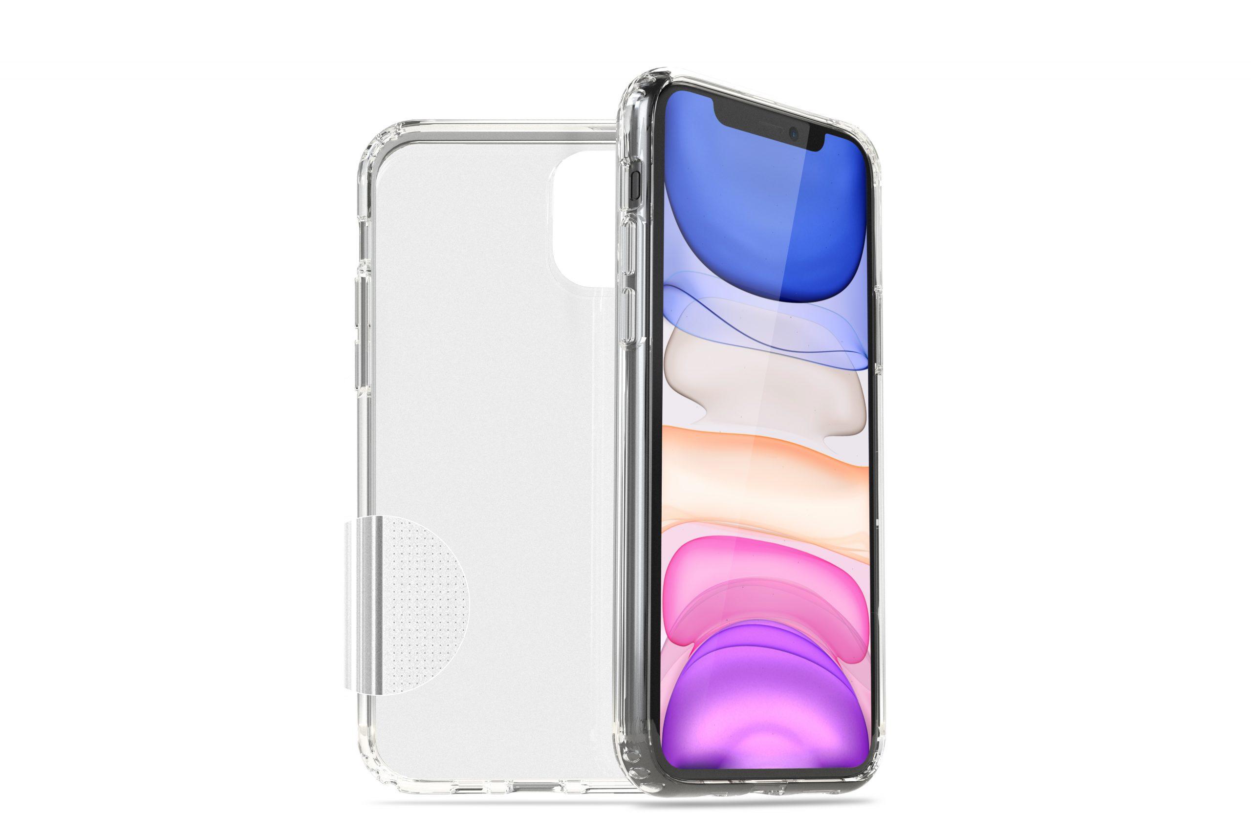 KMP Clear Case iPhone 11