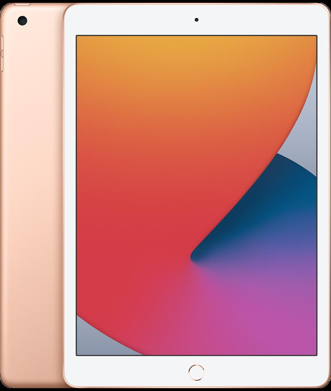 """Apple iPad 10,2"""" 2020 Wi-Fi + Cell. 128 GB Gold"""