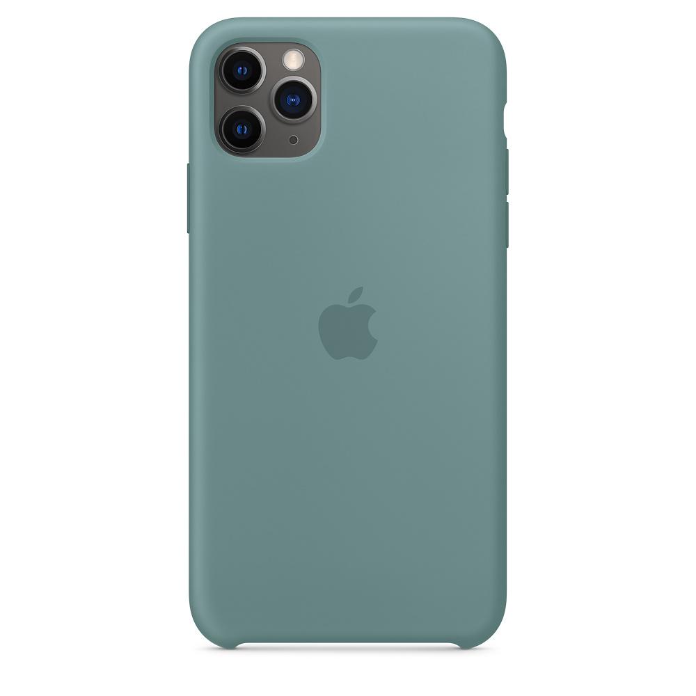 Apple iPhone 11 Pro Max Silicone Case Cactus