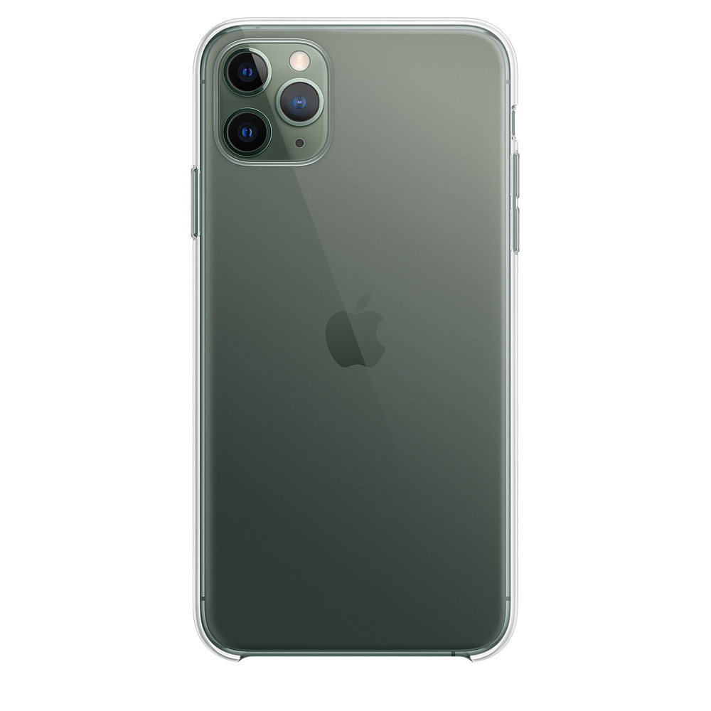 Apple iPhone 11 Pro Max Clear