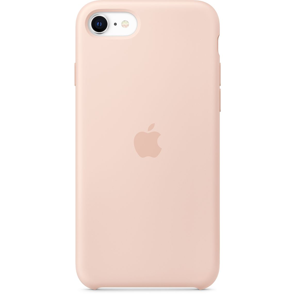 Apple iPhone SE Silicone Case Pink Sand (2020)